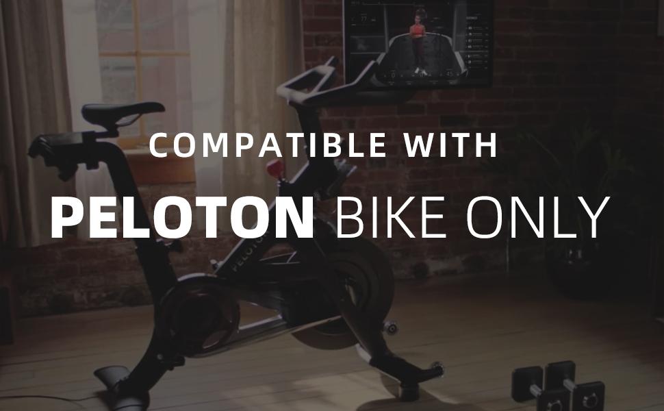 pelonton bike pedal traps