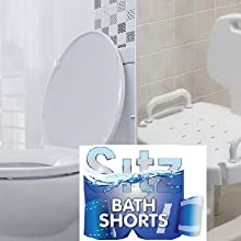 toilet and chair