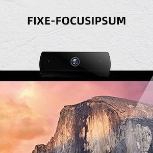 Fixed-focusipsum