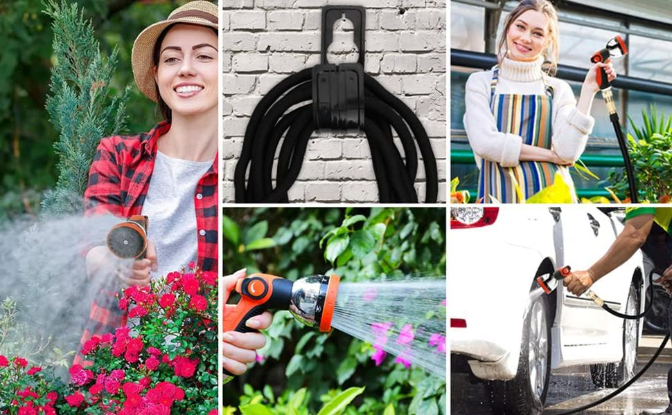 RHM Expandable garden hose - the best garden hose in the market