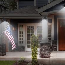 solar spot lights outdoor brightest