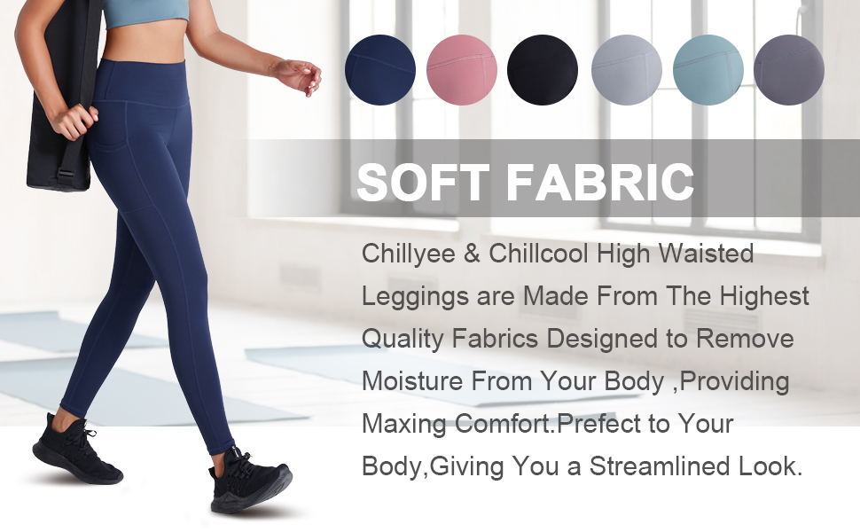 Yoga Pants Perfect for Pleasant Yoga Practice & Gym Fitness,Soft Fabric