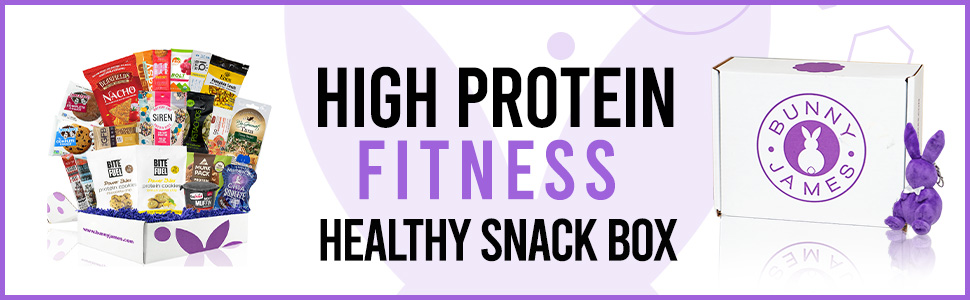 High Protein Fitness Snack Box
