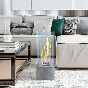 ATR ART TO REAL Freestanding Outdoor Fireplace