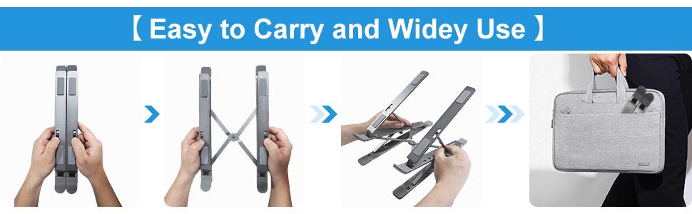 Multiple folding methods