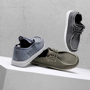 Bruno Marc Slip-On Loafers