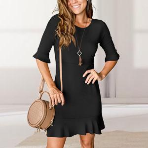 Black Summer Sexy Dresses