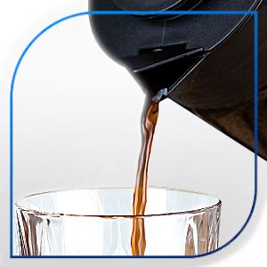 XOQute cold brew maker XOQ  PRECISION SPOUT - NO DRIP