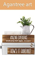 Would Poop Here Again amp;amp; Howamp;#39;s It Hanging