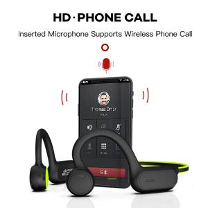 Built-in microphone supports answering, ending or rejecting the phone calls