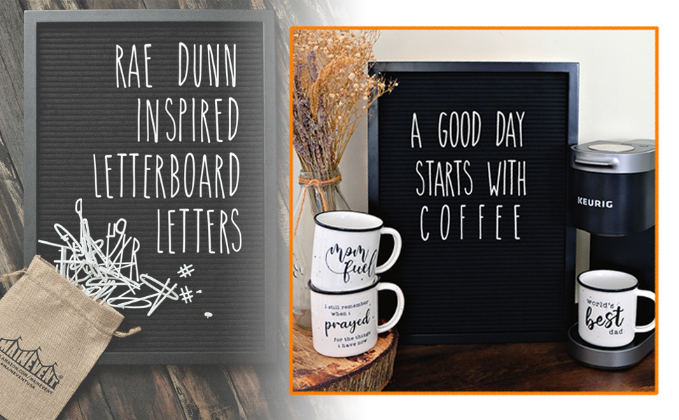 rae dunn font letters for letterboard burlap letter board felt letter board message board letters