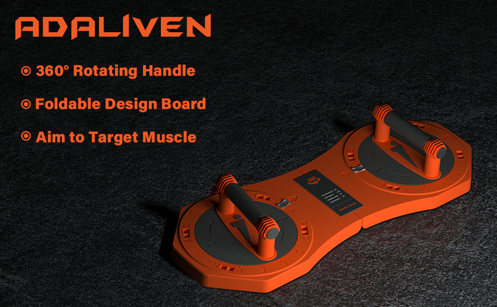 Adaliven Push Up Board