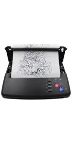 tattoo stencil machine