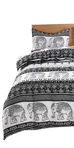 Elephant Cuvet Cover Set