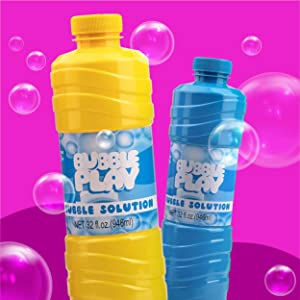 2 pack bubble refill