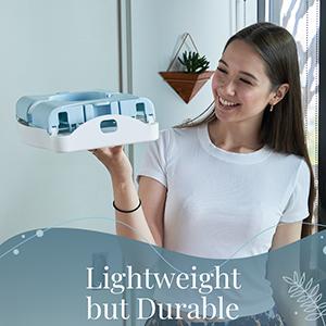 Lightweight but Durable