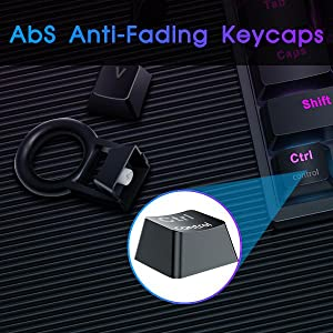ABS ANTI-FADING KEYCAPS