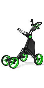 Golf Push Pull Cart