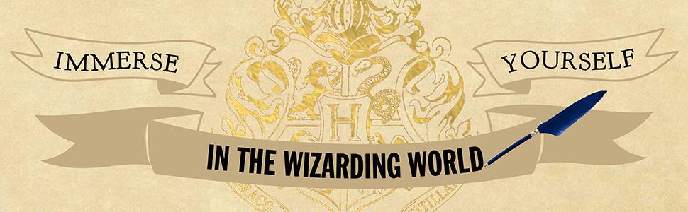 Harry Potter: Hogwarts Desktop Stationery Set
