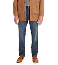 Relaxed Western Fit