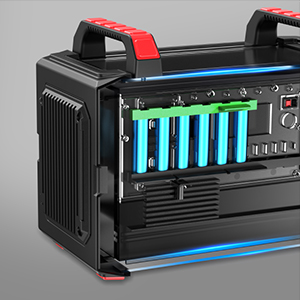 Backup LiFePo4 Battery Pack