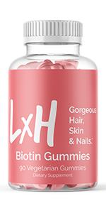 biotin gummies