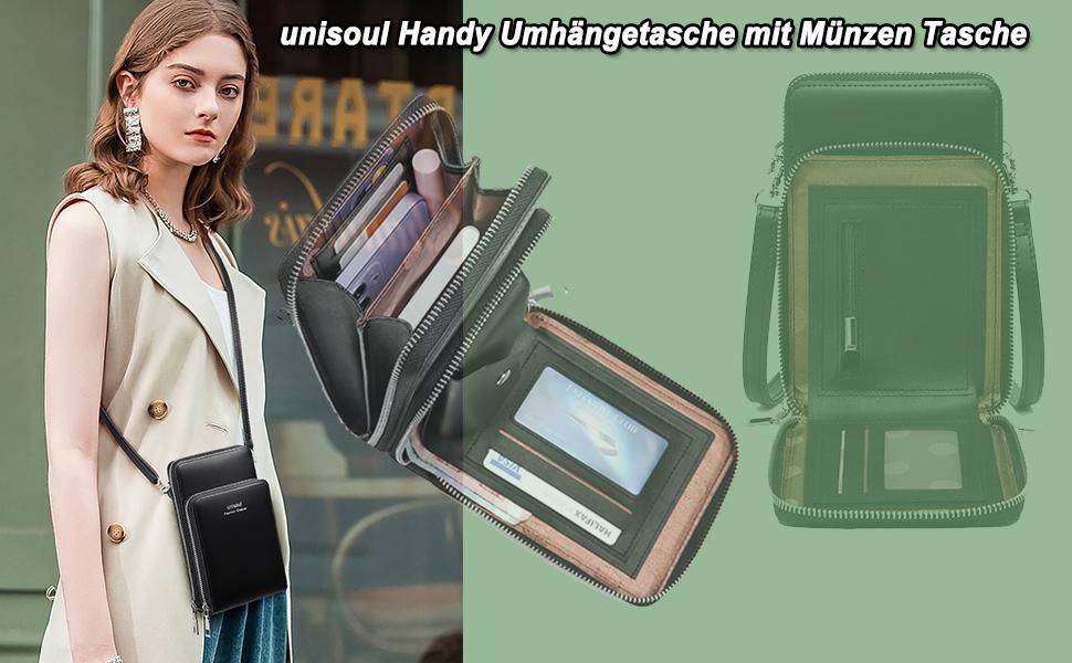 Kleine Handy Umhängetasche