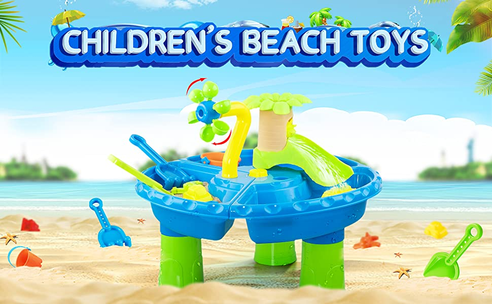 Beach toy for toddler