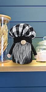 Joy-Leo Kitchen Chef Christmas Gnome - Model JL23