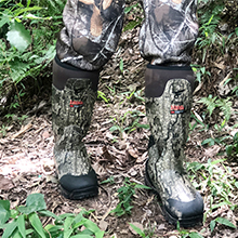Camo Hunting Boots