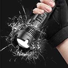 Tactical Flashlight Strike