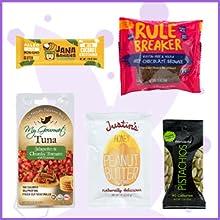 Healthy Snacks Box Sampler Gift