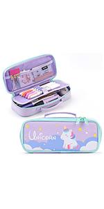 Unicorn Pen Bag