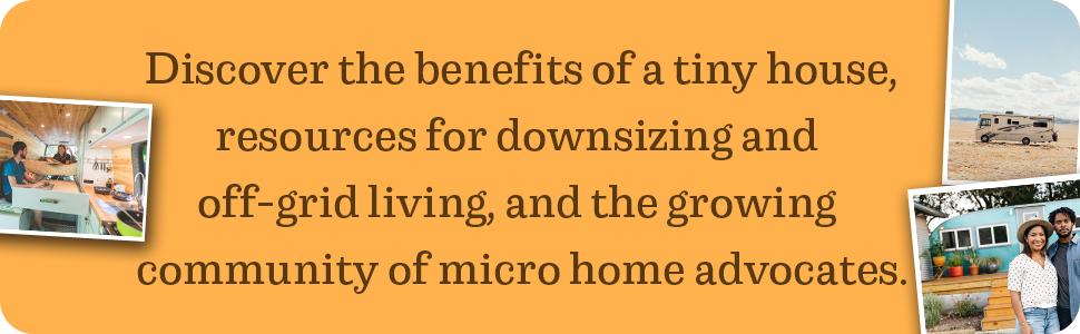 tiny house, micro living, tiny houses, tiny homes, living big in a tiny house book,  tiny house book
