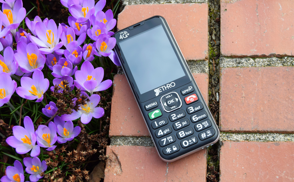 Jethro Phone Model SC490