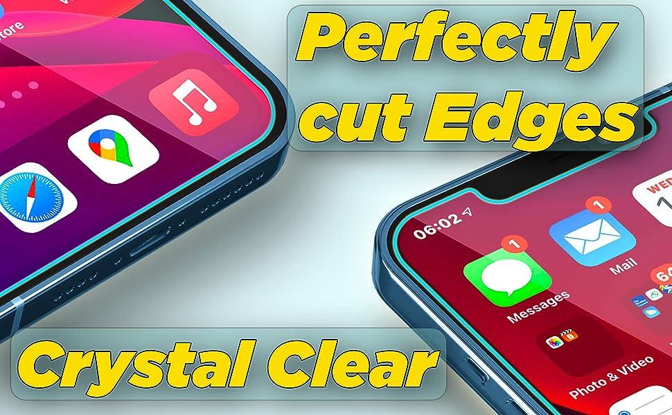 Perfectly cut edges