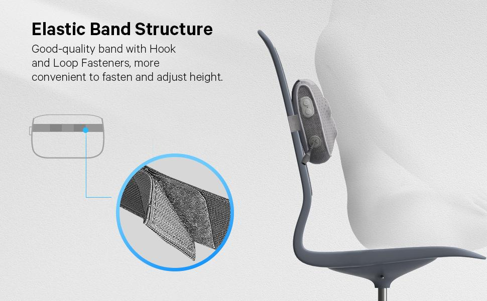 Electric Deep Kneading Back Neck Massager for Lower and Upper Back Shoulders