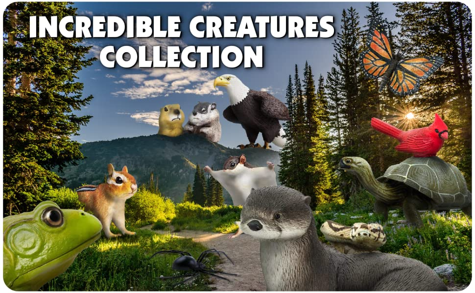 incredible creatures collection