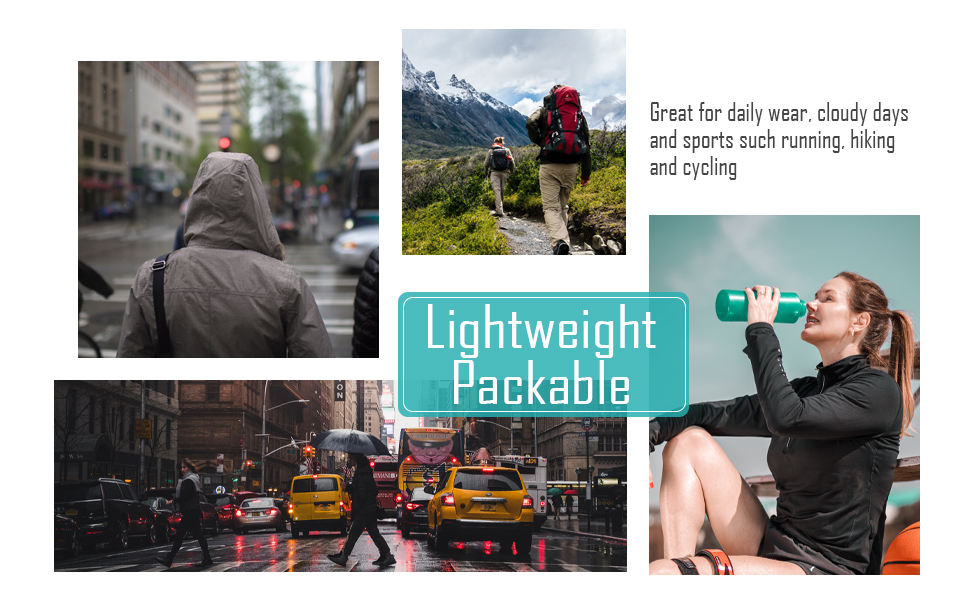 light weight anorak jacket