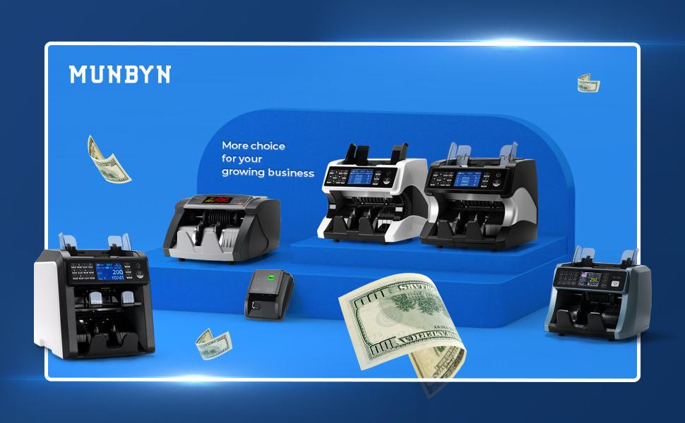MUNBYN Money Handling Solution