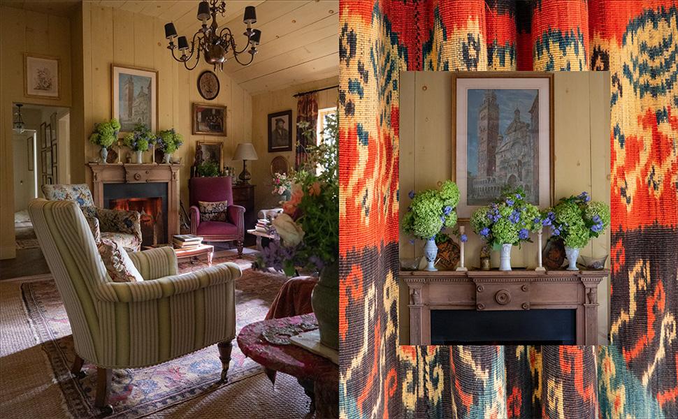 stamps & stamps, interior design, decorating, home decor, designers, california, traditional design