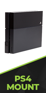 HIDEit PlayStation 4 Wall Mount designed for the Original PS4 console