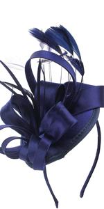 Fascinator Hats Kentucky Derby HatTea Party Ascot Headband for Women
