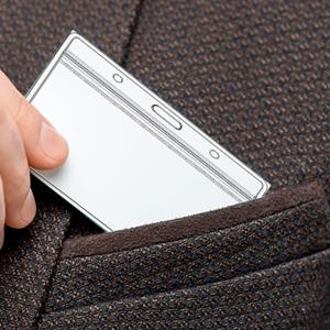 waterproof card protector