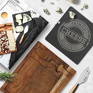 cheese cutlery set