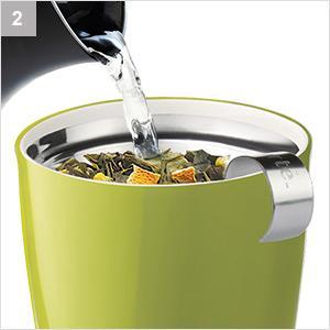 Single Steeps Tea Samplers, KATI Cup