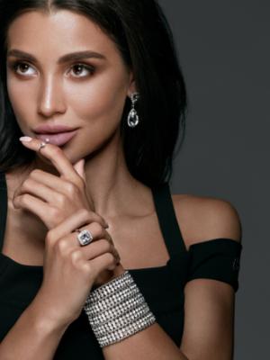love jewelry fashion luxury gold silver bracelet necklace elegant woman gift