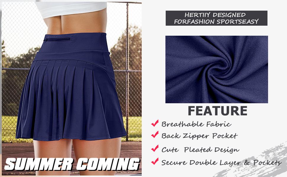 tennis skirts for women