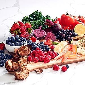 Vitamins, Quality ingredients