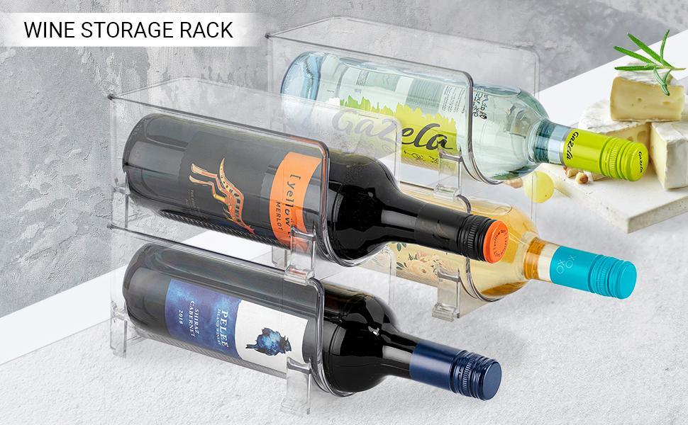 Wine storage rack - holder